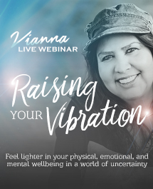 Raising Your Vibration in a World of Uncertainty