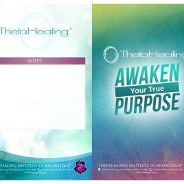 Brochures – About ThetaHealing, Basic, and Advanced Combo Quantity 25