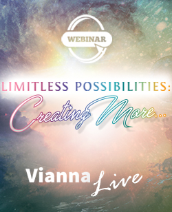 Limitless Possibilities: Creating MORE… Webinar